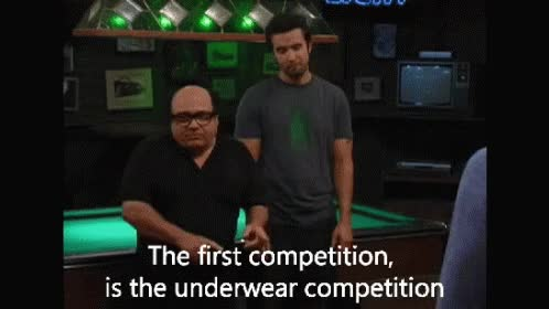 Watch and share Its Always Sunny In Philadelphia GIFs and Underwear GIFs on Gfycat