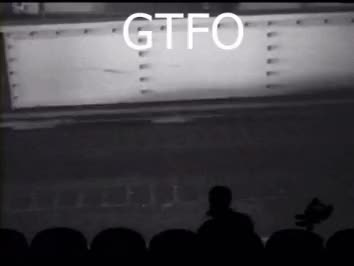Watch GTFO GIF by Reaction GIFs (@sypher0115) on Gfycat. Discover more GTFO, getout, leave GIFs on Gfycat