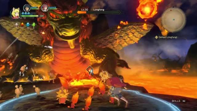 "Watch Ni no Kuni II: Revenant Kingdom - ""Forge a Kingsbond"" Trailer | PS4, PC GIF on Gfycat. Discover more bandai namco, bandai namco entertainment, video GIFs on Gfycat"