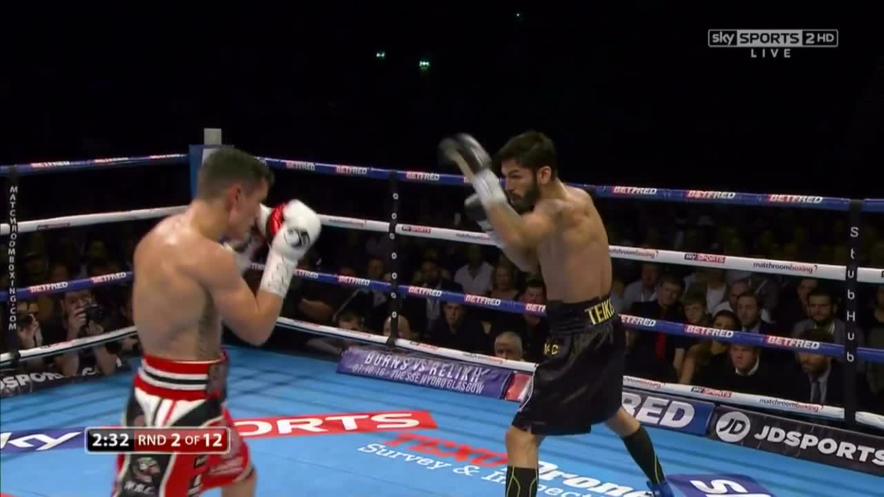 Boxing, Jorge Linares vs Anthony Crolla HD GIFs