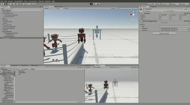 Watch Boxing with Physics in Unity GIF on Gfycat. Discover more MoMe, Sports, animation, boxing, physics, unity GIFs on Gfycat
