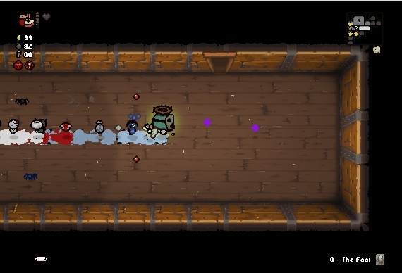 bindingofisaac, Playing with Undefined in The Chest (reddit) GIFs