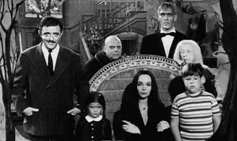 Watch and share Snap Fingers Addams Family #gif #animated #animation GIFs on Gfycat