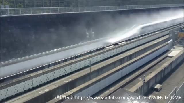 Watch and share Super Fast Japan Bullet Train. Goes At Max Speed Of 603 Kph!!!!! GIFs on Gfycat