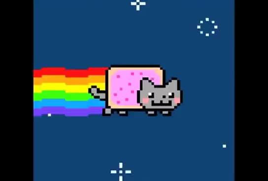 Watch and share Baltazar Nyan GIFs on Gfycat
