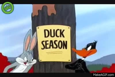 Watch and share Looney Tunes - I'm Hunting Wabbits - Dubstep GIFs on Gfycat