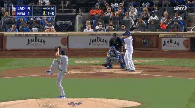 Watch and share Los Angeles Dodgers GIFs and New York Mets GIFs on Gfycat