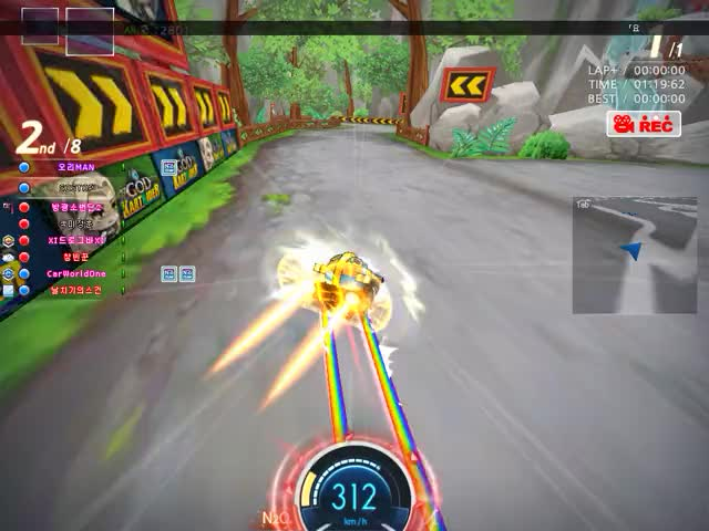 Watch and share Crazyracing Kartrider 2019.04.09 - 14.53.16.03.DVR GIFs by SOSTOP on Gfycat