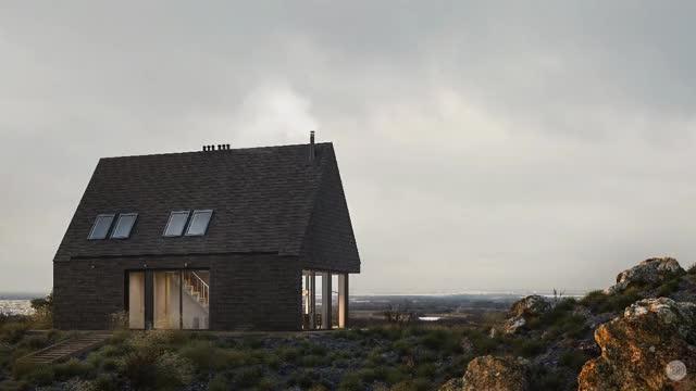 Watch Animation CGI scandinavian house #1 GIF by Terodesign (@dmitriytereshchuk2) on Gfycat. Discover more Animation, CGI, visualization GIFs on Gfycat