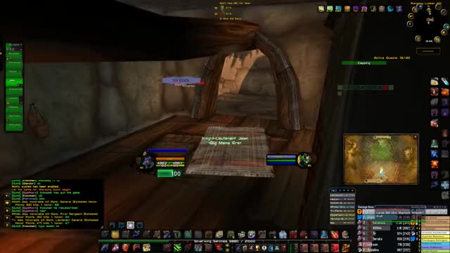 Watch and share World Of Warcraft - Classic 2020.04.13 - 12.47.46.02.DVR Trim GIFs by loveslumped on Gfycat