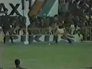 Watch and share Flamengo 1 X 0 Vasco   Carioca 1978 - Gol De Rondinelli GIFs on Gfycat