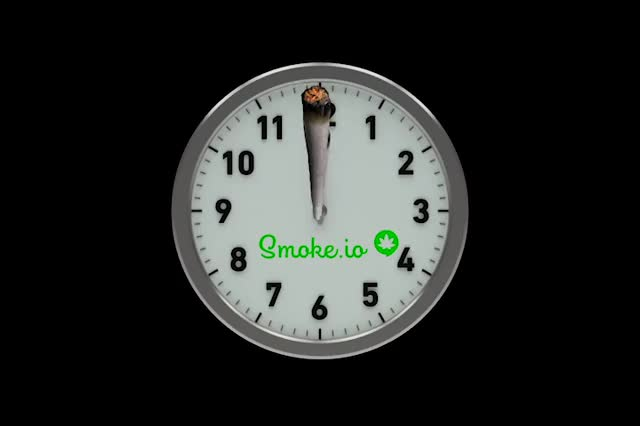 Watch and share Smoke Clock Small GIFs on Gfycat