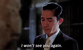 Watch and share Tony Leung Chiu Wai GIFs and Maggie Cheung GIFs on Gfycat
