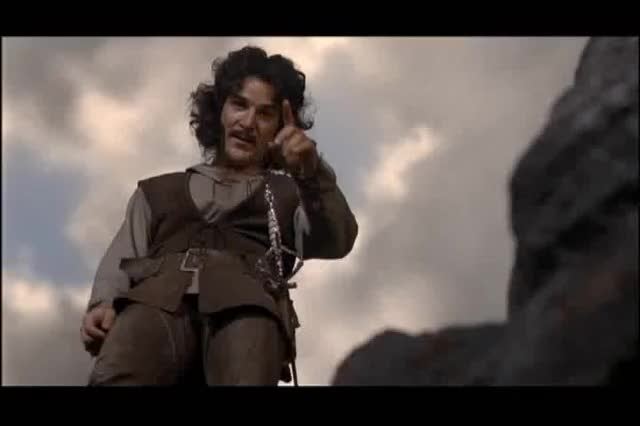 Watch Princess Bride - The Sword Fight GIF on Gfycat. Discover more 06, Comedy, Title, jrm4646 GIFs on Gfycat