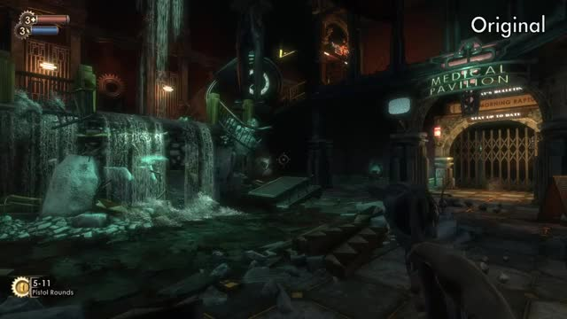 Watch Bioshock Remstered Comparison #1 GIF on Gfycat. Discover more gamedeals, pcgaming GIFs on Gfycat