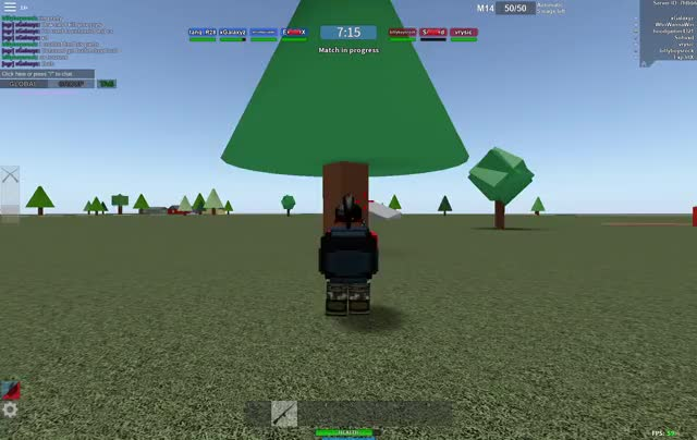 Watch and share Roblox 2019-10-09 23-22-20 GIFs by xGala on Gfycat