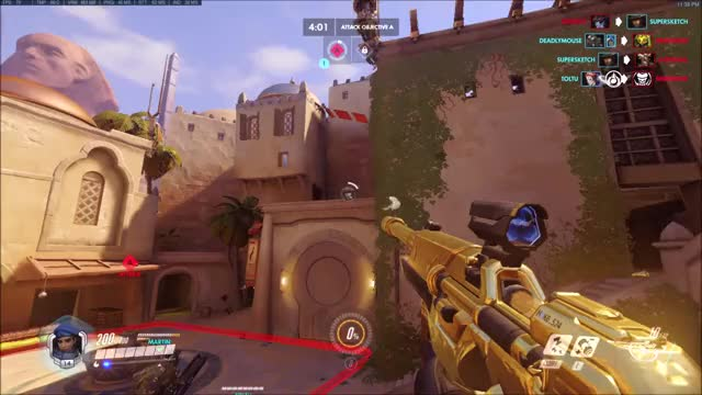 Watch and share Rip Doomfist GIFs by kruzis on Gfycat