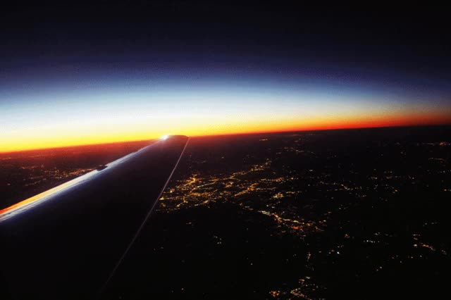 Watch predawn approaching ATL GIF by Tomas Key (@tomaskey) on Gfycat. Discover more ATL, airplane GIFs on Gfycat