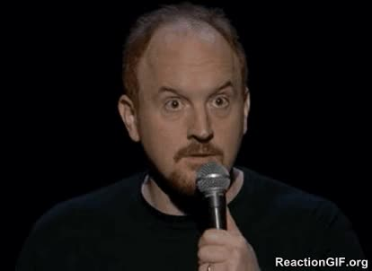 Watch disbelief furrowed brow incredulous Louie CK GIF on Gfycat. Discover more louis c.k GIFs on Gfycat