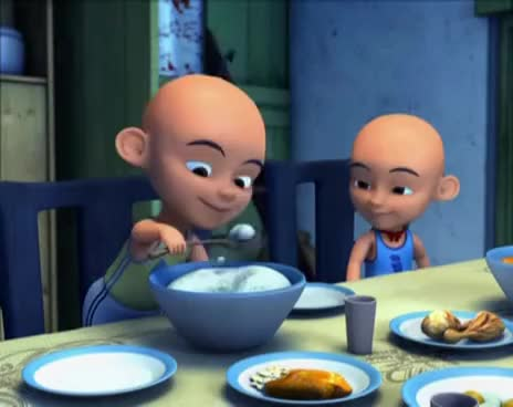 Watch and share Upin & Ipin S1 - Nikmat GIFs on Gfycat
