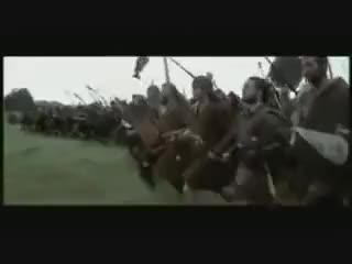 Watch and share Irish Charge At Falkirik (Braveheart) (reddit) GIFs on Gfycat