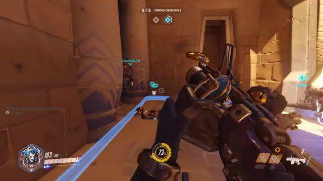 Watch and share Overwatch GIFs by brotherbeck on Gfycat