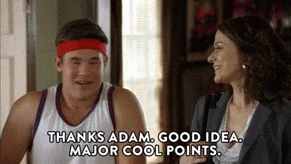 Watch this adam devine GIF on Gfycat. Discover more adam devine GIFs on Gfycat