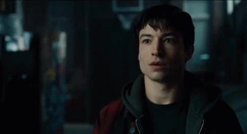 Watch and share Justice League GIFs and Ezra Miller GIFs on Gfycat