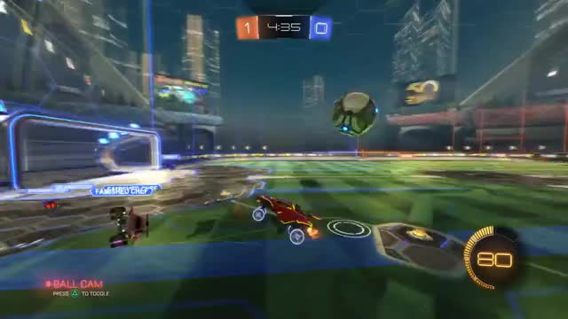Watch and share Rocket League® GIFs and Playstation 4 GIFs by olitast on Gfycat