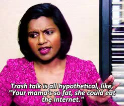 Watch and share The Office Us GIFs and Kelly Kapoor GIFs on Gfycat