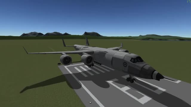 Watch and share KSP Heavy Lift Vehicle 1 GIFs by drifter001 on Gfycat
