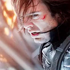 Watch twsedit GIF on Gfycat. Discover more *, Bucky Barnes, The Winter Soldier, buckybarnesedit, catwsedit, gif, i'll never stop, marveledit, mcuedit, mystuff, sebstanedit, twsedit, yeah GIFs on Gfycat