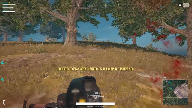 Watch and share PLAYERUNKNOWN'S BATTLEGROUNDS 10.22.2017 - 23.59.24.42.DVR.mp4 GIFs on Gfycat