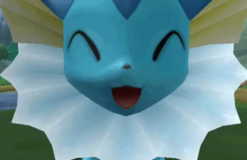 Watch and share Pokepark 2 GIFs and Vaporeon GIFs on Gfycat