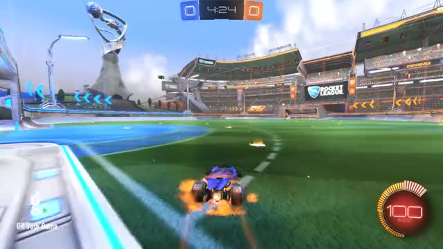 Watch Goal 1: BenC GIF by Gif Your Game (@gifyourgame) on Gfycat. Discover more BenC, Gif Your Game, GifYourGame, Rocket League, RocketLeague GIFs on Gfycat