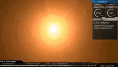 Watch SpaceX Falcon9 landing GIF on Gfycat. Discover more falcon9, landing GIFs on Gfycat