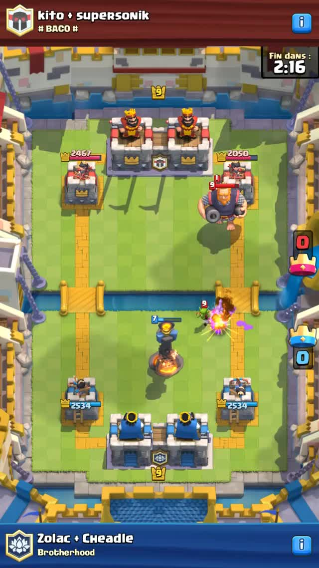 Watch and share Clashroyale GIFs by saiizar on Gfycat