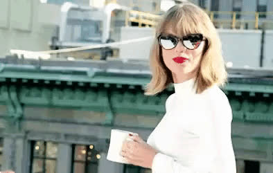 Taylor Swift, deal with it, get over it, sassy, shady, snake, sunglasses, Taylor Deal with It GIFs