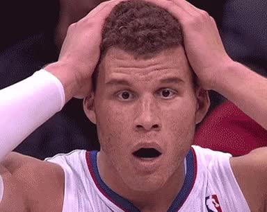 Watch shock GIF on Gfycat. Discover more blake griffin GIFs on Gfycat