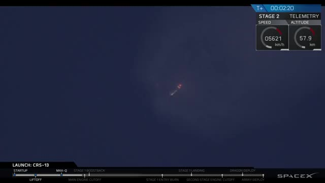 Watch and share CRS-13 Technical Webcast GIFs on Gfycat