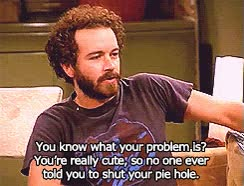 Watch and share Danny Masterson GIFs on Gfycat
