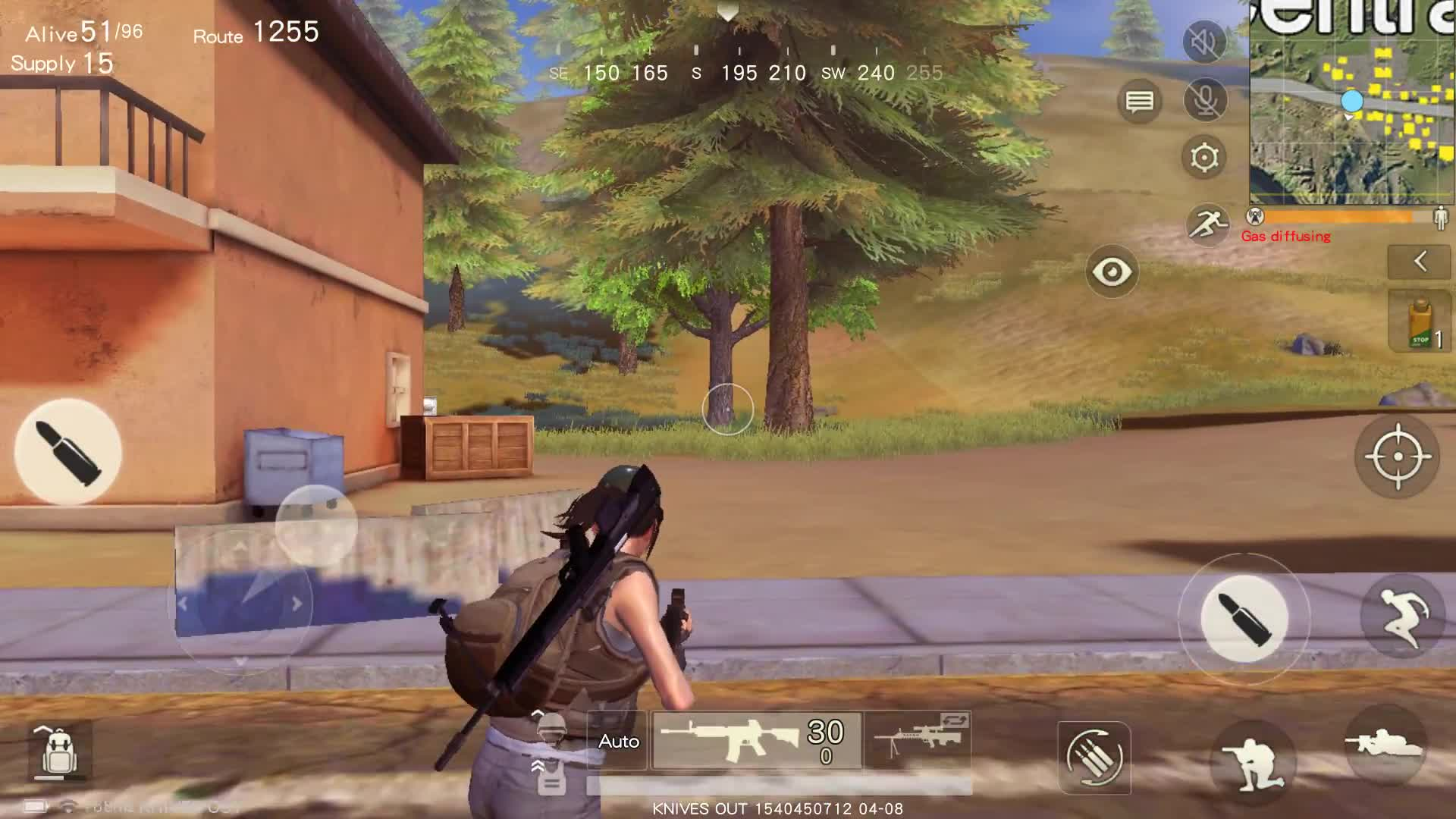 Knives Out Android Gameplay 2