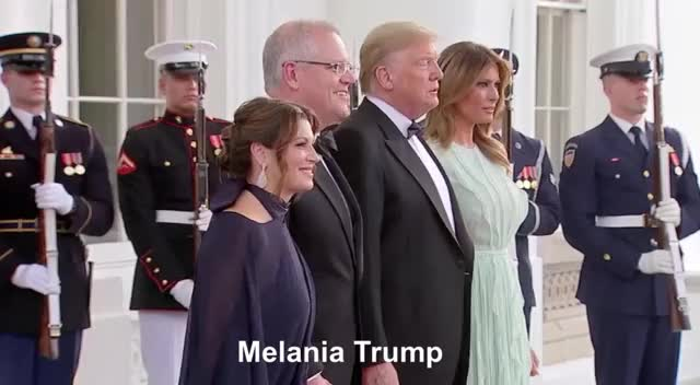 Watch and share Melania Trump GIFs on Gfycat