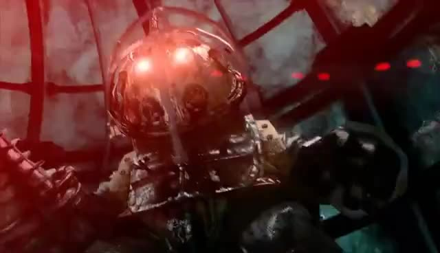 awesome, bioshock, good, kindly, rate, would, you, BIoshock Launch Trailer GIFs