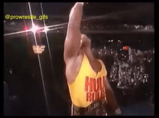 Watch and share Hulk Hogan GIFs and Wwe GIFs by Pro Wrestling GIFS on Gfycat