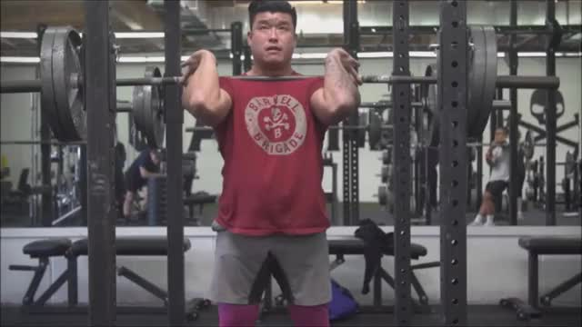 Watch this ouch GIF by GIF Master Blaster (@xitenik) on Gfycat. Discover more barbellbrigade, bartkwan, oops, ouch, weightlifting GIFs on Gfycat