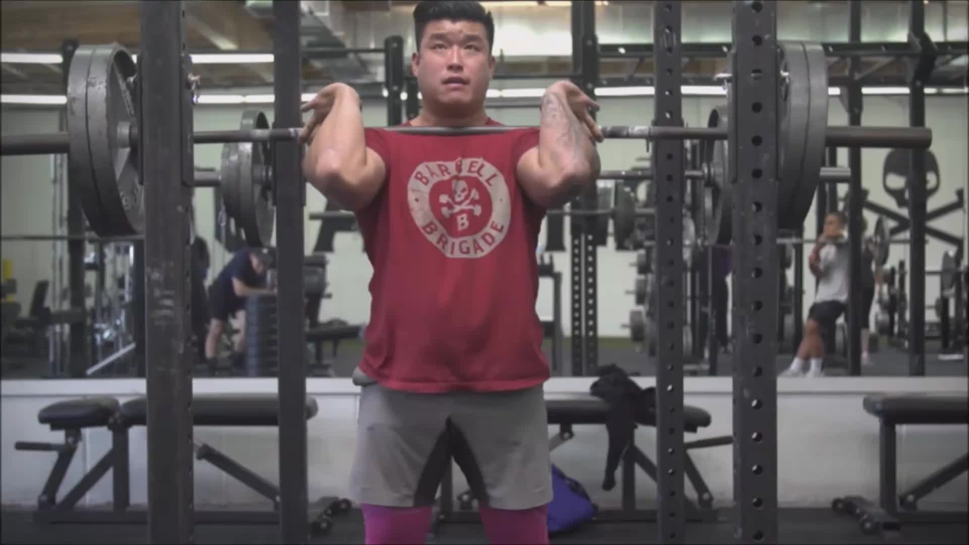 barbellbrigade, bartkwan, oops, ouch, weightlifting, Ouch GIFs