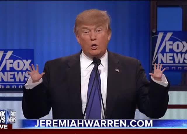 Watch and share Trump Sad GIFs on Gfycat