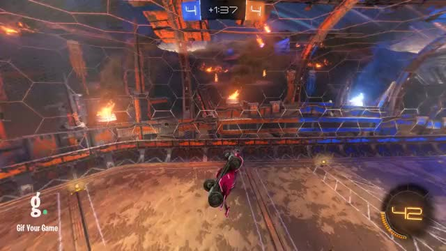 Watch Goal 9: Barry Allen GIF by Gif Your Game (@gifyourgame) on Gfycat. Discover more Barry Allen, Gif Your Game, GifYourGame, Rocket League, RocketLeague GIFs on Gfycat