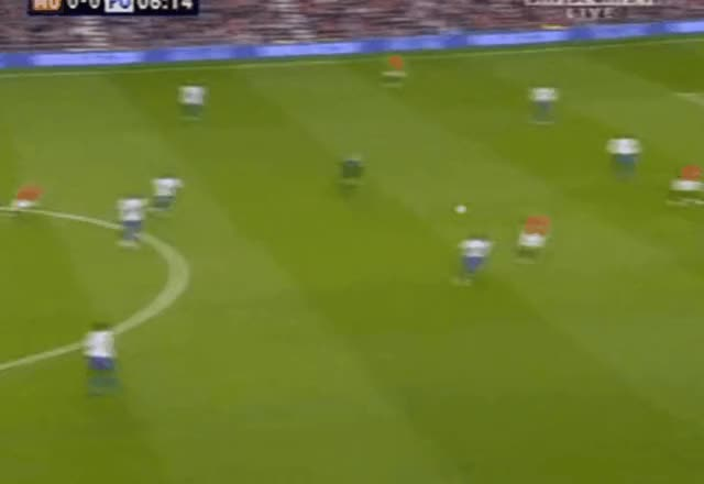 Watch and share Cristiano Ronaldo Dribble Run Vs Portsmouth 08.03.2008 GIFs by FIFPRO Stats on Gfycat